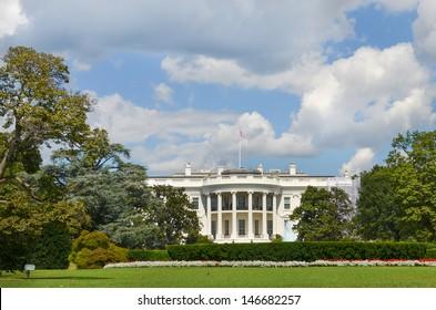 The White House, Washington DC - United States