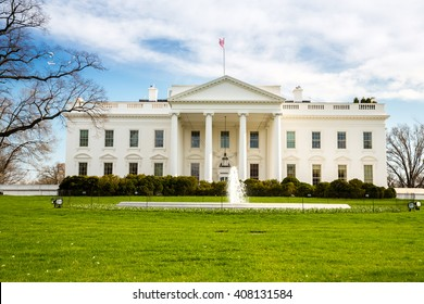 The White House Washington DC, United States
