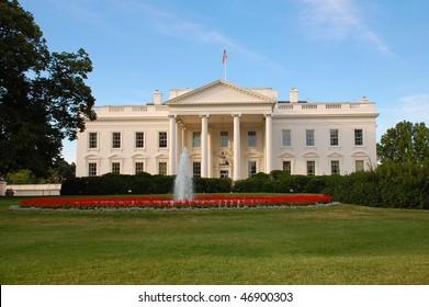 White House in Washington, DC, USA