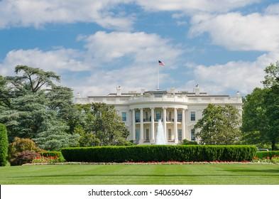 The White House - Washington DC USA
