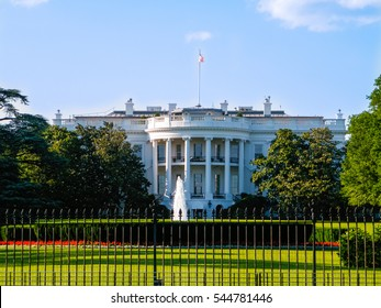 White house in Washington DC (USA)