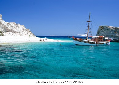 White Island, Aspronisi, Leipsoi Dodecanese/ Greece, 2017