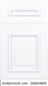 white kitchen cabinet door for mapping