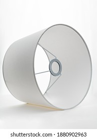 white lampshade for table lamp