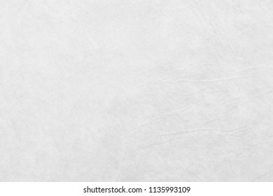 White leather texture and background