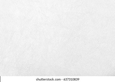 White leather texture background.