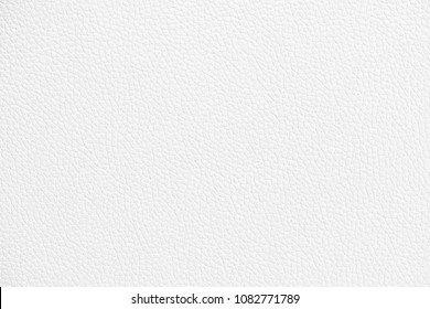 White Leather Texture used as luxury classic Background