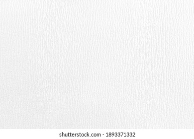 White leather texture used as luxury background