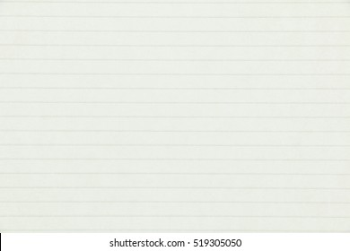 white lined note book texture background #2