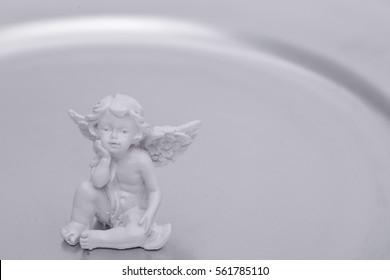white little angel