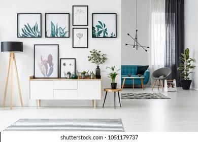 Imágenes, fotos de stock y vectores sobre Salon Moderne Mur ...