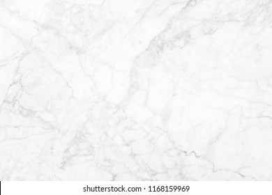 White marble broken pattern texture in nature for background and design.