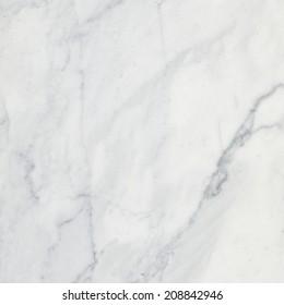 White Marble, Italian Blanco Catedra, Abstract Background Closeup
