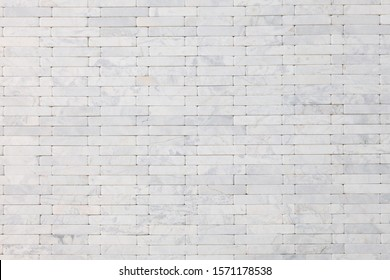 White marble stone tile background with natural stripe texture for elegant and modern design purpose