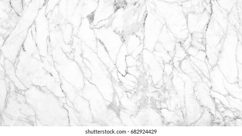 White marble texture background The counter for the interior design.