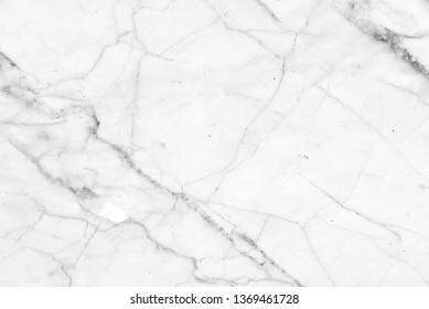 White marble texture and background for design