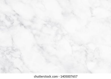 White marble texture for design pattern artwork.