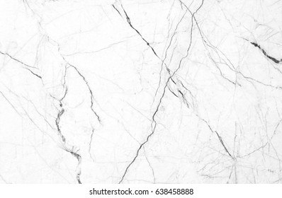 White marble texture with lots of bold contrasting veining (Natural pattern for backdrop or background, Can also be used for create surface effect to architectural slab, ceramic floor and wall tiles)