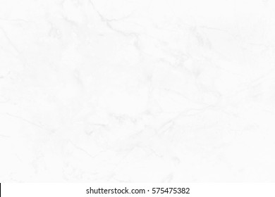 White marble texture with natural pattern for background or design art work. White stone floor.