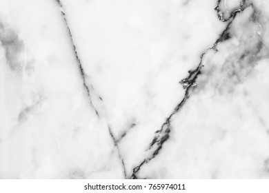 white marble texture with natural pattern for background or desi