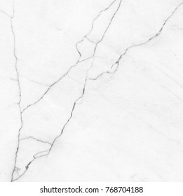 White marble texture natural pattern for background