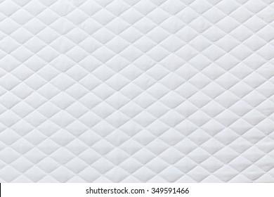 mattress texture. White Mattress Bedding Pattern Background Texture