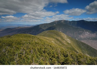 White Mountains in New Hampshire
