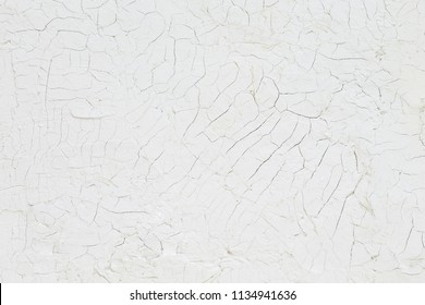 White mud earth cray wall texture background