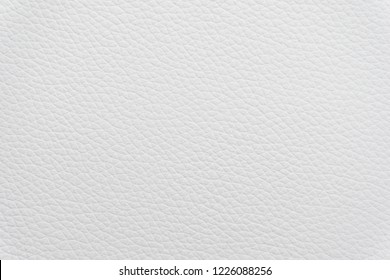 White natural leather texture macro, background for designers