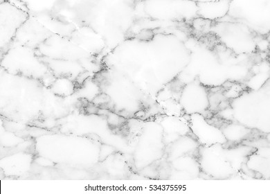 White natural marble texture pattern for background or skin tile wall luxurious. picture high resolution.