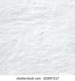 White old brick wall. Background, with space for text or image.