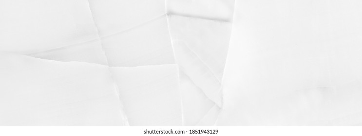 White Onyx Marble Texture, High Resolution Italian Onyx Marble Stone Texture Used For Interior Abstract Home Decoration And Ceramic Wall Tiles And Floor Tiles Surface.