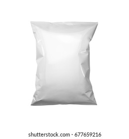 white package template