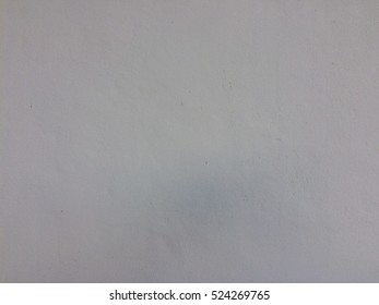 White paint concrete wall texture background