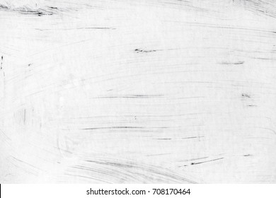 White paint layer on glass wall, background photo texture