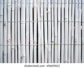 Paint Bamboo Fence High Res Stock Images Shutterstock