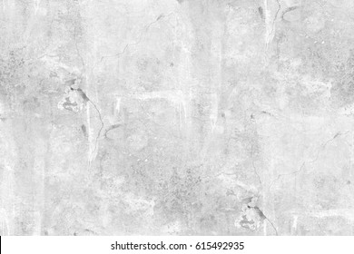 white painted cement wall texture background