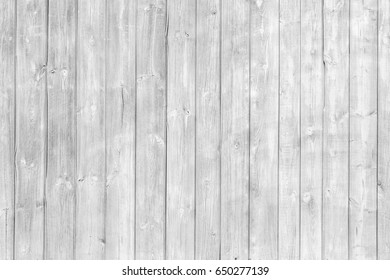 White painted  planks. Texture of wood.