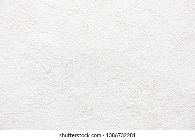 White painted wall to use as wallpaper