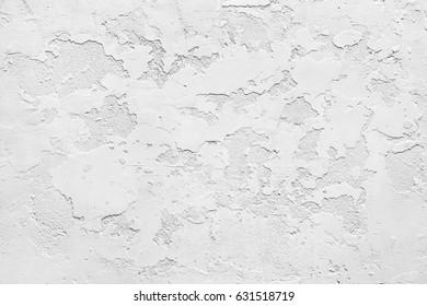 White panel grungy texture gypsum background
