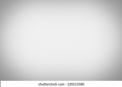 White paper background texture with vignette