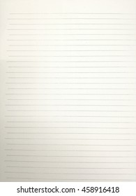 white paper with a black thin line ( capture by mobile phone)