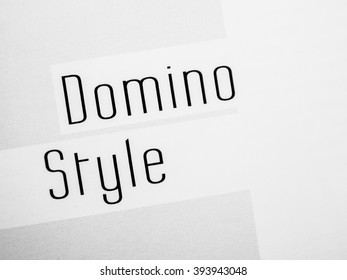White paper form