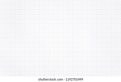 White paper with grid line pattern for background.