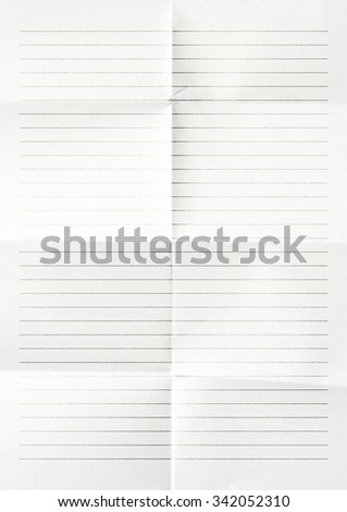 white paper lines notepad blank sheet stock photo edit now