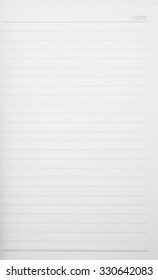 White paper note