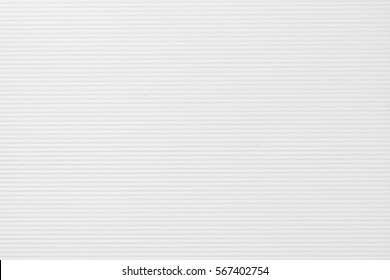 White paper texture background with embossed horizontal stripes. Can be used for presentation, web templates and artworks
