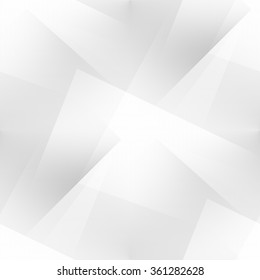white paper texture modern background abstract lines and triangle shapes to design new technology brochure or business card template template