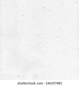 White paper texture with particles. Abstract paper background