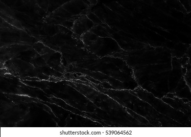 White pattern natural detailed of black marble texture and background for product and interior design.